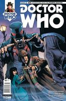 Doctor Who The Fourth Doctor #2 (of 5) (Cover A)